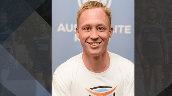 Austin Elite Rugby Signs Zac Mizell