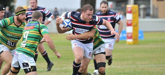 Strikers Rugby Signs Lindsey Stevens