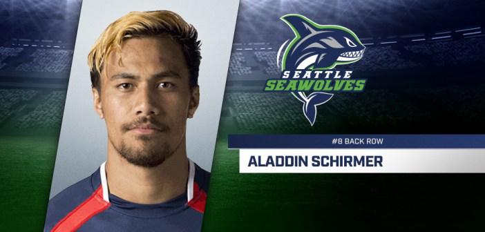 Seattle Seawolves Signs Aladdin Schirmer