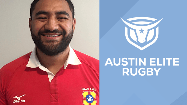 Austin Elite Rugby Signs Pakisonasi Afu
