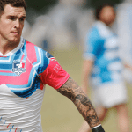 Utah Warriors Sign Eagle John Cullen