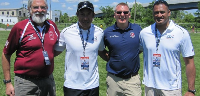 Jeremy Treece Named NSCRO Rugby Development Director