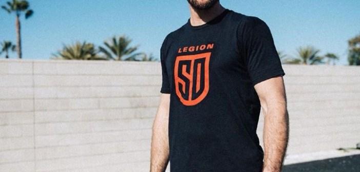 San Diego legion Signs Eagle Cam Dolan