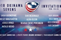 Women's Falcons Squad: 2018 Okinawa Sevens