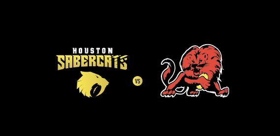 Houston SaberCats Face Chicago Lions: 2019 New Rugby Facilities