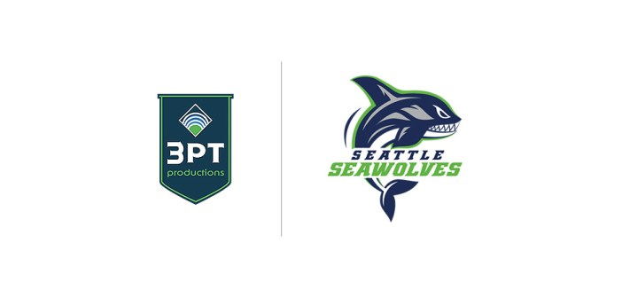 Seattle Seawolves Partner With 3 Point Productions