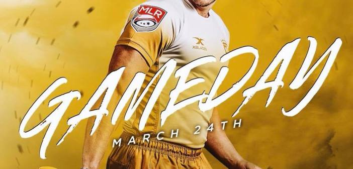 New Orleans Gold Rugby Host Houston SaberCats