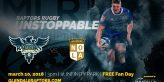Glendale Raptors Host New Orleans Gold Rugby