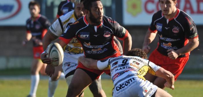 Austin Elite Rugby Adds Eagle Roland Suniula