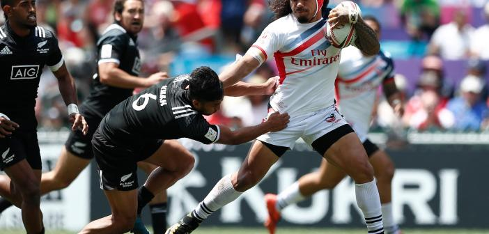 Men's Eagles Sevens 2018 Singapore Sevens Squad