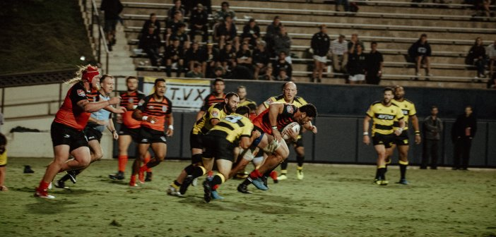 Houston SaberCats Second Half Repels San Diego Legion