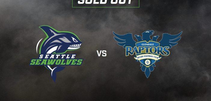 Major League Rugby Preview: Seattle Seawolves vs. Glendale Raptors