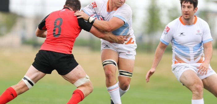 Austin Elite Rugby Hosts San Diego Legion