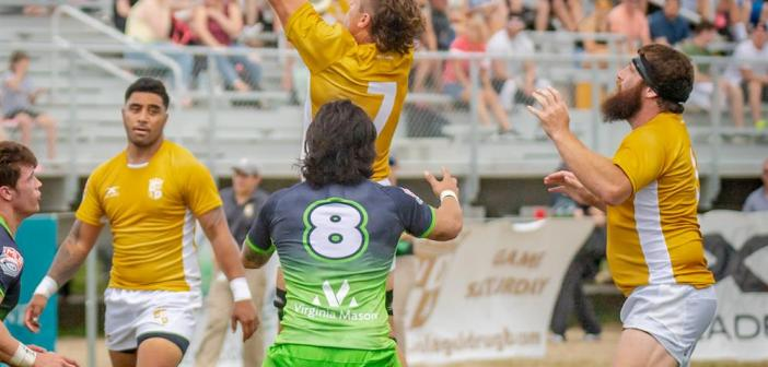 Major League Rugby Week 4