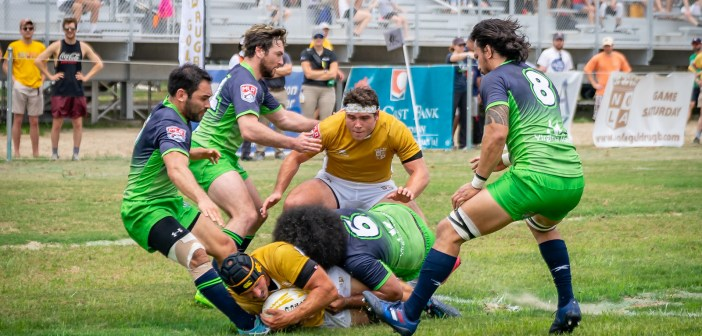 Seattle Seawolves Close Out MLR Home Season Against NOLA Gold