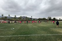 MJAA World Rugby Trophy Qualifier Camp