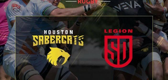 San Diego Legion vs. Houston SaberCats MLR Preview