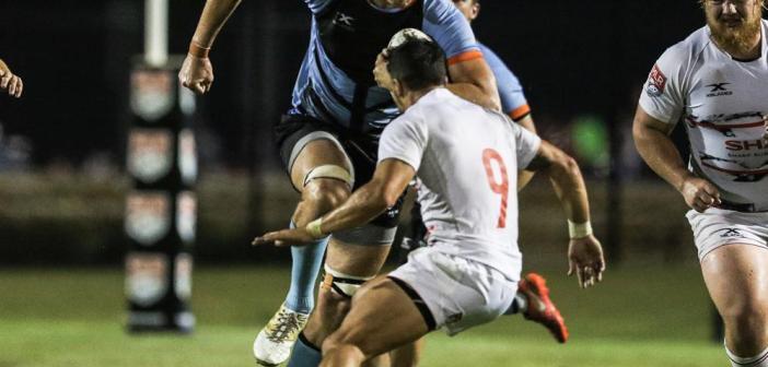 Austin Elite Rugby Statement Win Over San Diego Legion