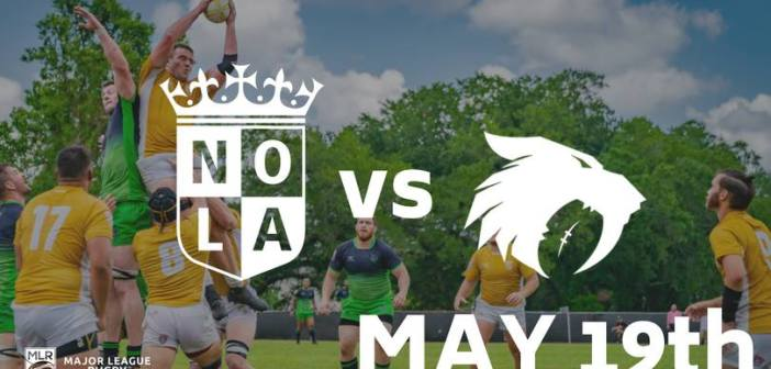 New Orleans Gold vs. Houston SaberCats MLR Preview