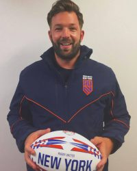 James English Named Rugby United New York General Manager