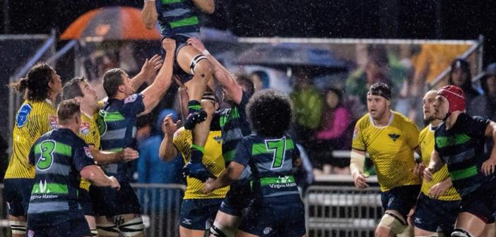 Glendale Raptors Face Seattle Seawolves For First Place