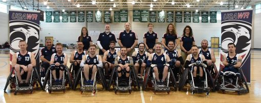 usa wheelchair rugby win 2018 canada cup for 6th time