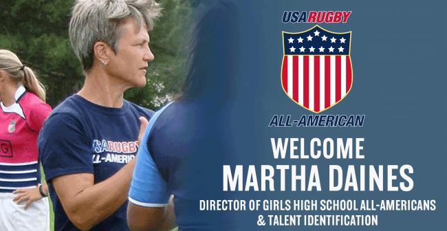 Martha Daines Named HS Girls All-American Director