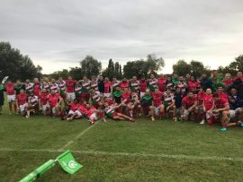 USA Rugby South Begins Central Europe Tour With Win Over Hungary