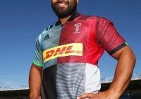 Harlequins Sign Paul Lasike