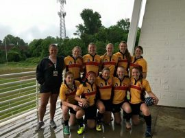 Kelsie McDowell Named Iowa State Women's Rugby Head Coach