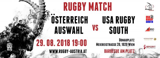 USA Rugby South Faces Austria as Central Europe Tour Continues