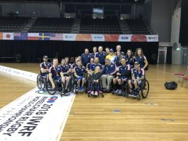 USA Wheelchair Rugby Gain Bronze at World Championship