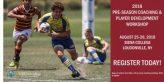 2018 NSCRO Coaching Workshop & Player Camp