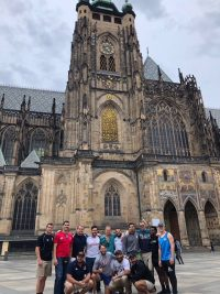 USA Rugby South Tour Interviews and Prague