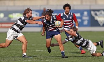 USA Falcons AF International Sevens Squad