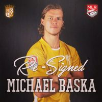 Nola Gold Rugby Re-Signs Michael Baska