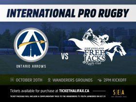 Ontario Arrows vs. New England Free Jacks Preview