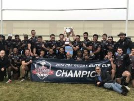 Old Blue Wins Elite Cup Championship Over Chicago Lions