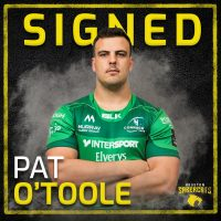 Houston SaberCats Sign Pat O'Toole