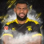 Houston SaberCats Re-Signs Fijian Wing Josua Vici