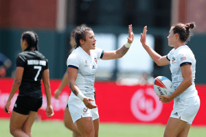 USA Women's Eagles Sevens Squad for USA Sevens