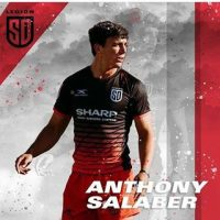 San Diego Legion Center Anthony Salaber