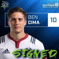 Seattle Seawolves Sign Ben Cima