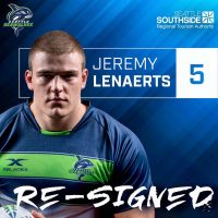 Seattle Seawolves Re-Sign Jeremy Lenaerts
