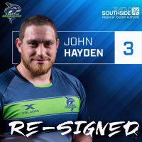 Seattle Seawolves Re-Sign John Hayden