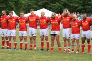Canada Powers By Kenya in Repechage