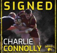 Houston SaberCats Sign Charlie Connolly