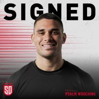 San Diego Legion Signs Psalm Wooching