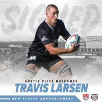 Austin Elite Rugby Signs Travis Larsen