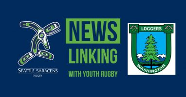 Seattle Saracens Partner With Washington Loggers for Youth Rugby